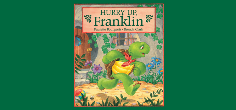 Franklin the Turtle [12]