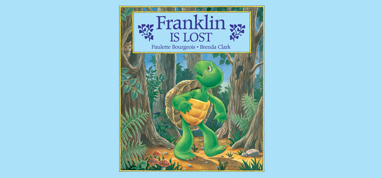 Franklin the Turtle [13]