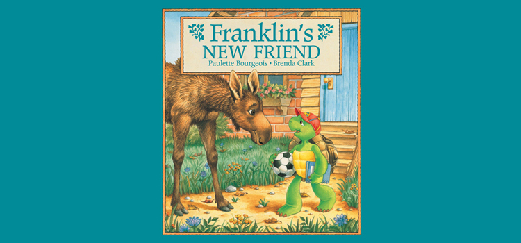 Franklin the Turtle [17]