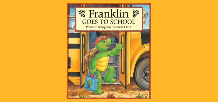 Franklin the Turtle [21]